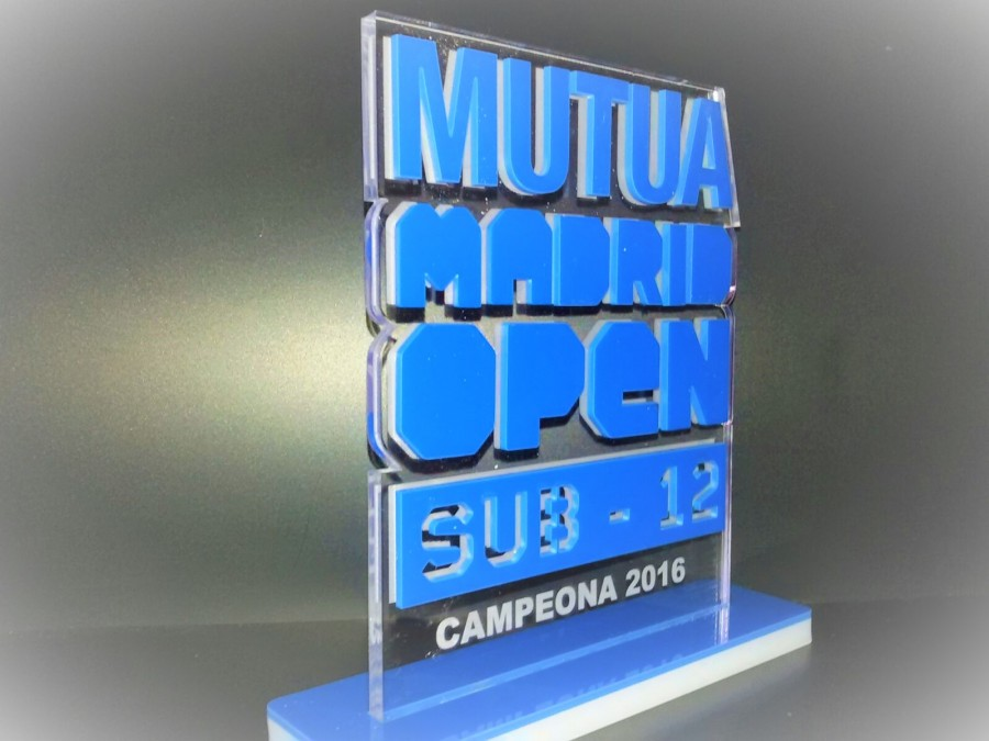 Trofeos Mutua Madrid Open de tenis